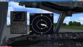 Quick Tips for flight sims  |   PMDG 737 NGX - A tip for faster manual route entry for the FMC