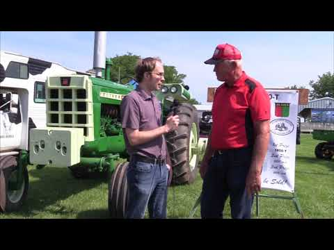 Win a 1967 Oliver Tractor!