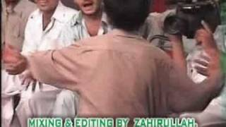 Pashto mast dance-mast saaz