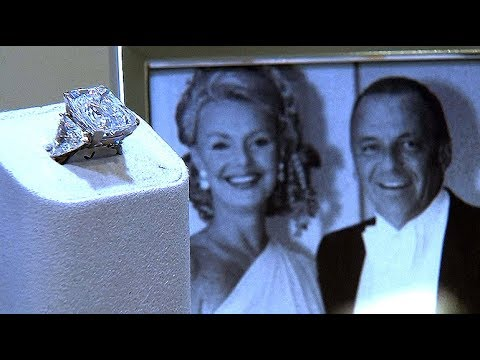 Frank and Barbara Sinatra's rare personal items go up for auction