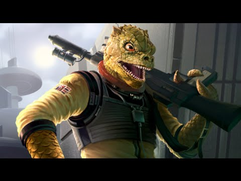 Star Wars Lore Episode LXXXV - The Rise of Bossk (Legends)