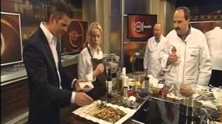 Lanz kocht! am 06.02.2009 : Fantasievolle und delikate Gerichte