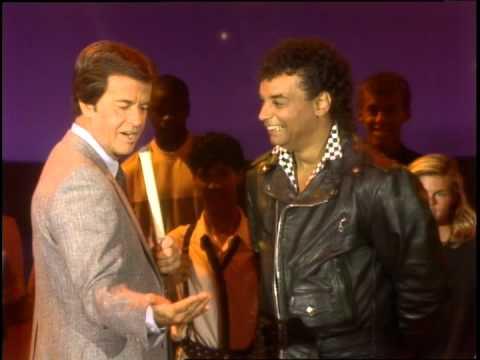 Dick Clark Interviews Gary US Bonds- American Bandstand 1984