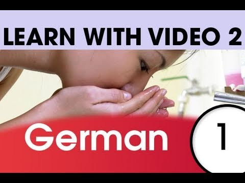 Learn German with Video - Talking About Your Daily Routine