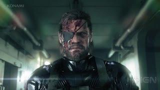 Metal Gear Solid V: The Phantom Pain - Kojima's Trailer