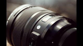 The most VERSATILE lens EVERYONE needs! Sigma 24-70 F2.8 ART