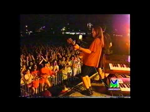 Crash Test Dummies - Dalla Festa Dell Unita di Correggio - 1994-07-14 (FULL SHOW)