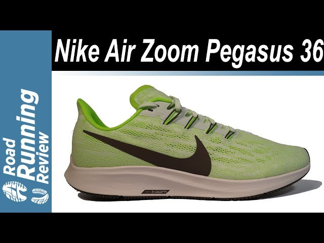 Camello Ópera Vagabundo  Nike Air Zoom Pegasus 36 - Análisis y opinión - ROADRUNNINGReview.com