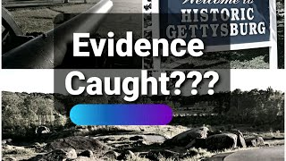 REAL GHOST EVIDENCE CAUGHT IN GETTYSBURG