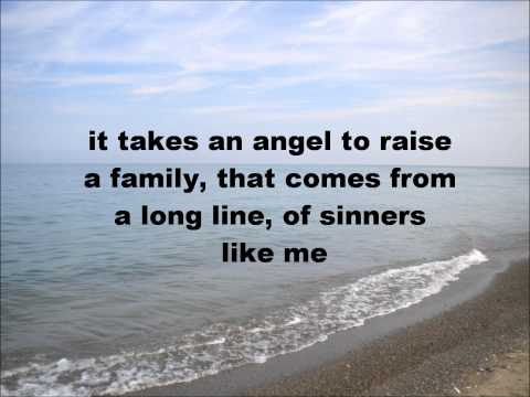 Sinners Like Me Eric Church Lyrics