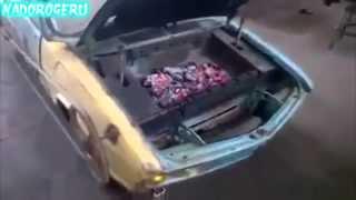 Авто Юмор Подборка Приколов Август 2014 Car Humor Auto Compilation August #42