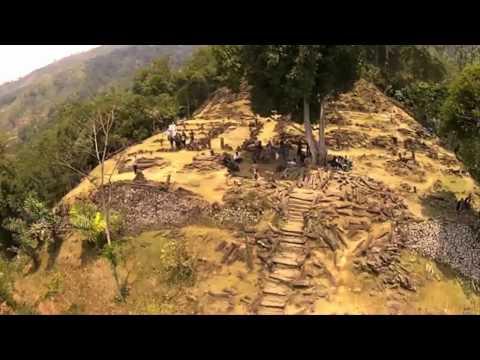 Situs Gunung padang Akhirnya Terbongkar Sudah