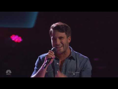 The Voice Season 13 - Mitchell Lee - Hold My Hand