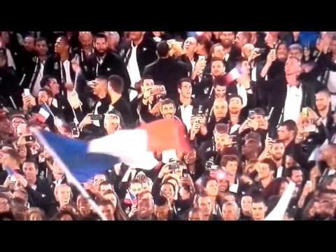 Jeux olympique de rio 2016 cérémonie d'ouverture la France
