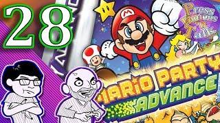 Mario Party Advance, Ep. 28: Crazy Shot - Press Buttons