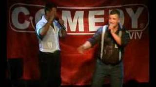 "Comedy Israel ""программа Жди Меня"""