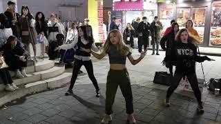 JHKTV]홍대댄스 레드스파크hong dae k-pop dance red spark(russia) DDU-DU DDU-DU - BLACKPINK