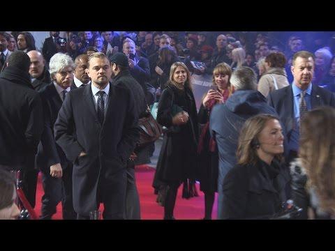 'The Revenant' - UK film premiere
