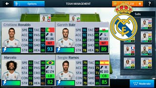 How To Import Real Face All Real Madrid Players in Dream League Soccer 2018