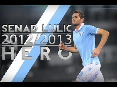 """Senad Lulic: """"Hero"""" - Skills, Runs, Goals & Assists 2012/13 - HD"""