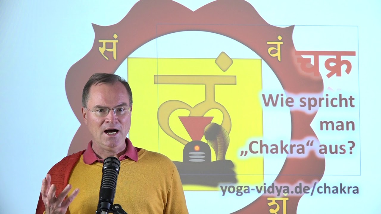 Wie Spricht Man Chakra Aus