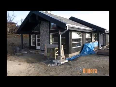 Gildera House – prefabricated house construction in Norway