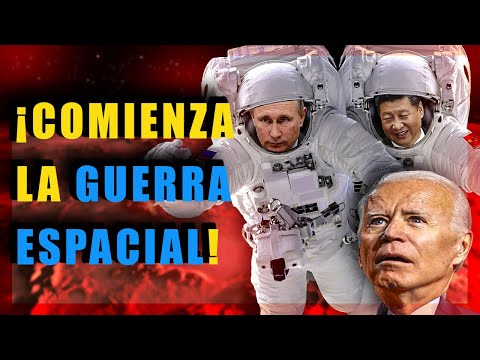 ? CHINA y RUSIA Crean Alianza Para CONSTRUIR una ESTACIÓN ESPACIAL... ¡Washington Se Queda Atrás!