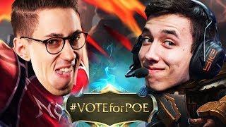 #VOTEforPOE | League of Legends