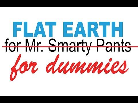 Flat Earth FOR DUMMIES thumbnail
