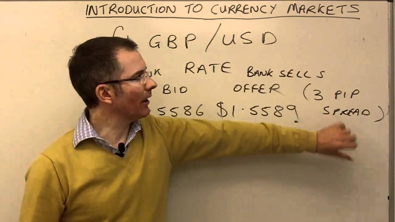 Beginner's guide to investing: the currency markets - MoneyWeek Investment Tutorials - YouTube