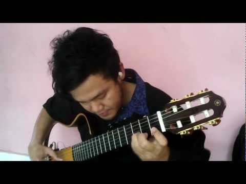 【Sheila Majid】 Sinaran - Classical Fingerstyle Guitar