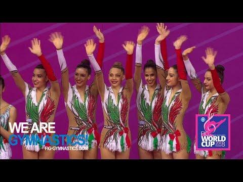 2018 Pesaro World Cup Series - Rhythmic Gymnastics Highlights
