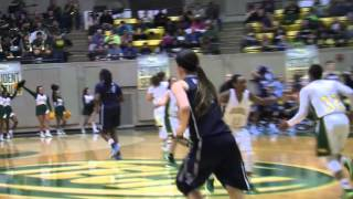 Tech Women's Basketball vs. Southwestern Oklahoma Highlights 1/28/16