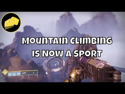 Mountain Climbing Is Now A Sport