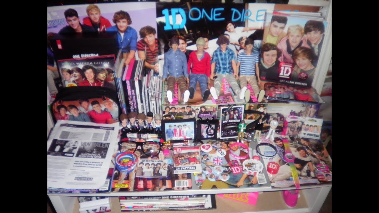 One Direction Bedroom Decor