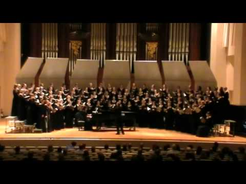 Baylor Women's Choir - A Jubilant Song