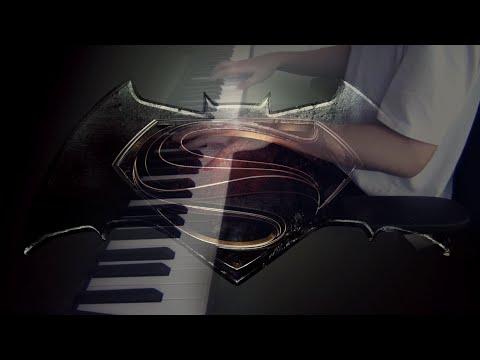 Batman v Superman: Dawn of Justice - Soundtrack - Beautiful Lie - Piano Solo
