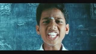 Pasanga   Pasanga Full Tamil Movie Scenes   Sree Ram spoofs Kishore   Kishore hits Sree Ram