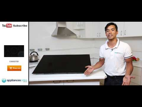Product Description Of The Fisher & Paykel Induction Cooktop CI905DTB1 - Appliances Online