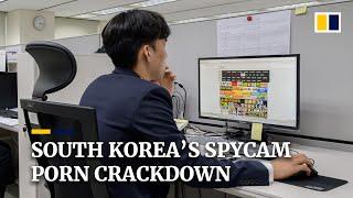 South Korea tries to crack down on spycam porn