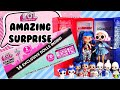 LOL Surprise AMAZING SURPRISE LOL Families! 2 Playsets In 1 Box Cupcake Kids Club
