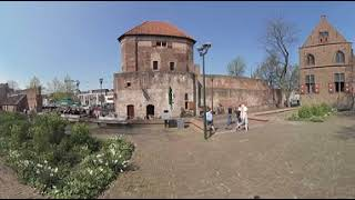 Zwolle Virtual Reality tour(360º video) met Albert Veld