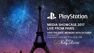 Playstation LIVE From Paris Games Week 2017 - Mylive Talk