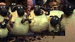 Shaun the Sheep  Play Puzzle Games | Детски пъзел Овцата Шон | Забавна пъзел игра за деца |