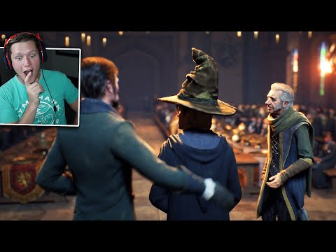 Hogwarts Legacy Gameplay Cinematic - New Harry Potter RPG (PlayStation 5)