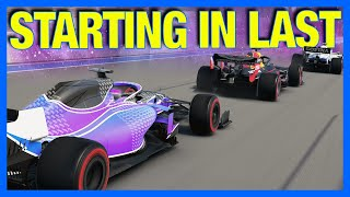 F1 2020 My Team Career : STARTING IN LAST... (F1 2020 Part 59)