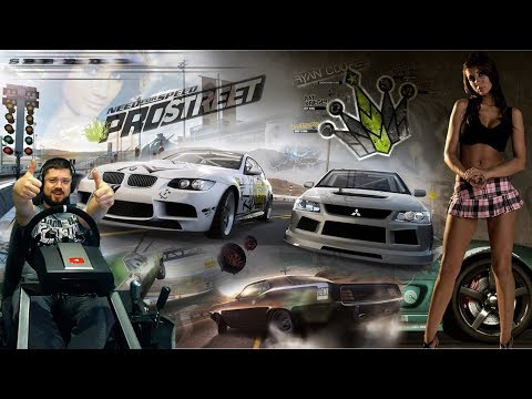 Need for Speed - ProStreet (Full HD) gameplay