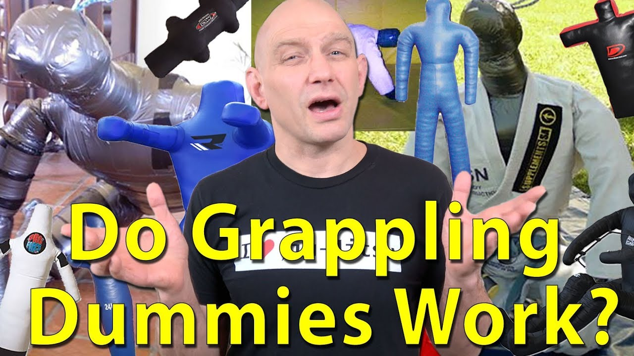 Will Grappling Dummy Drills Really Help Your BJJ? - Grapplearts