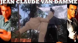 Jean Claude Van Damme - Music Video Tribute (best