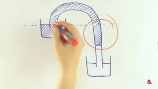 Сифон   Физика в опытах и экспериментах